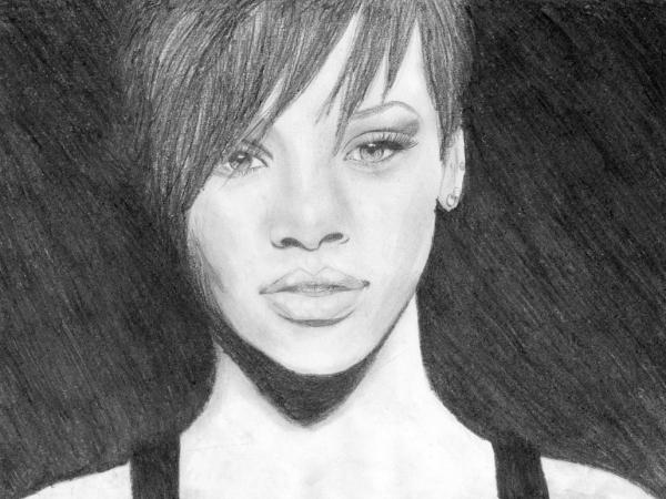 Rihanna by Evelina1996